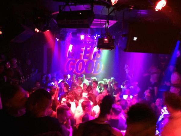 NY club